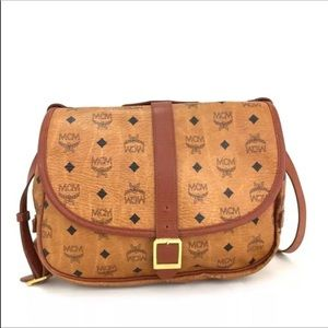 Authentic MCM Crossbody Bag